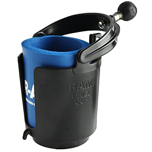 RAM Mounting Systems - RAM Mount Drink Cup Holder w/1
