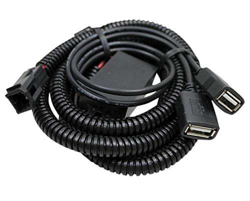 RSI Racing Dual USB Power Cable - Skis Touring Freeride