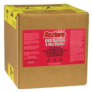 Desco Reztore Concentrate ESD / Anti-Static Cleaning Chemical Bag - Not Flammable - 10438 [PRICE is per EACH]