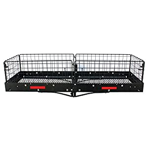 Larin CC-500 Rear Cargo Carrier with Cage Net