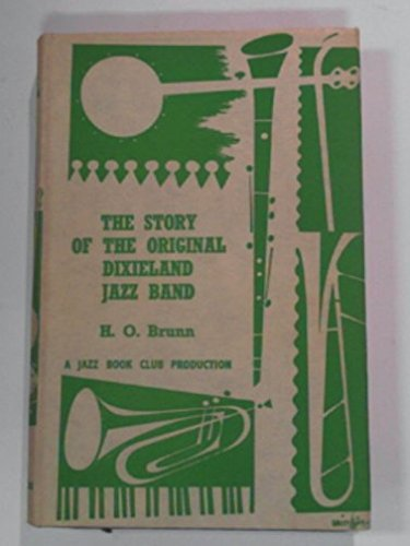 (The story of the original Dixieland Jazz band. With plates, including portraits)