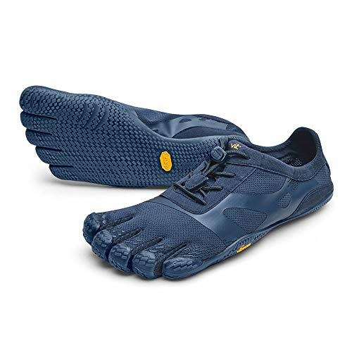 Vibram Men's KSO EVO Athletic Shoe, Navy/Navy, 43 D EU (43 EU/9.5-10 M US D EU US)