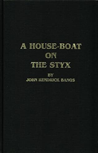 book cover of A Houseboat on the Styx