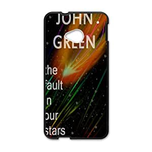 The fault in our stars HTC One M7 TPU Cases Covers