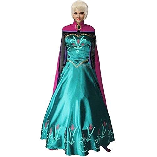 Vogue Bridal Princess Halloween Costume Cosplay Coronation Dress