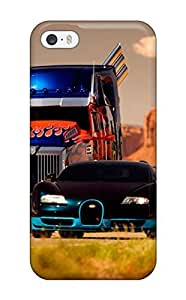Durable Transformer 4 Cars Back Case/cover For Iphone 5/5s