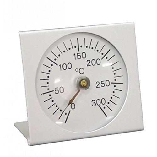 Compra Lantelme Aluminio Metal del Horno bimetal Analog Termómetro ...