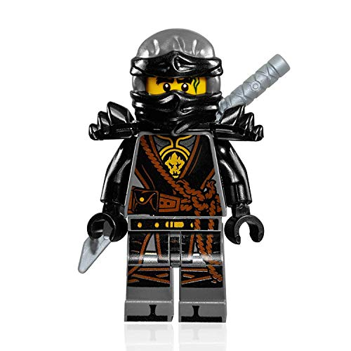 LEGO NinjaGo Minifigure - Cole Hands of Time (Limited Edition Foil Pack)]()