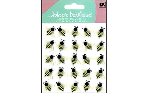 Jolee's Boutique Dimensional Stickers, Bees from Jolee's Boutique