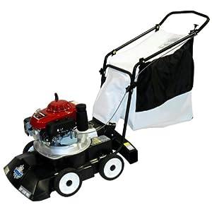 Patriot Products CBV-2455H 24-Inch Honda Gas Powered Walk Behind 3-In-1 Leaf Vacuum/Chipper/Blower