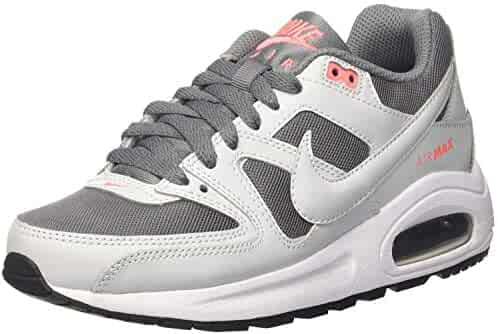 half off bc27a a9a39 NIKE Air Max Command Flex (GS) Cool GreyPure Platinum 7 Y