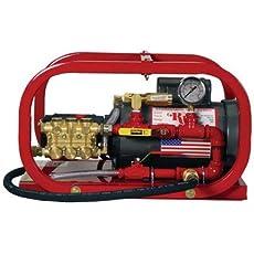 Bundle-25 1.5 GPM Low Volume High Pressure Electric Hydrostatic Test Pump (2 Pieces)