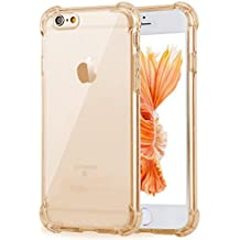 iPhone 7 Plus Case, ibarbe for Apple iphone 7 Plus Crystal Clear slim fit Shock Absorption Bumper Heavy Duty Protection Soft TPU Cover Case for iphone 7 Plus 5.5 Inch (2016)