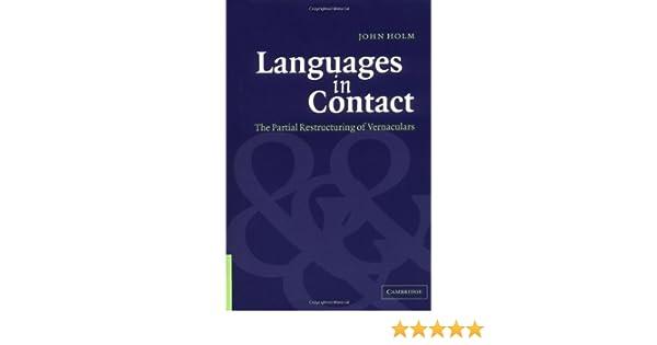 The Linguistics of English