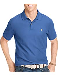 Mens Advantage Polo, Blue Revival, S