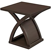HOMES: Inside + Out ioHOMES Verdugo End Table, Espresso