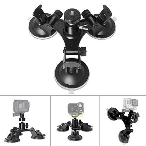 Triple Cup DSLR Camera