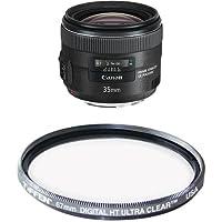 Canon EF 35mm f/2 IS USM Wide-Angle Lens Filter Bundle