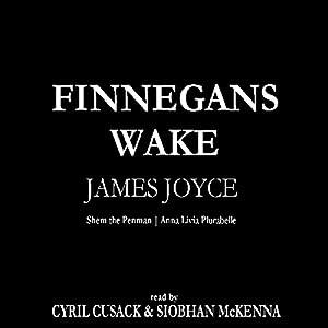 Finnegans Wake Audiobook