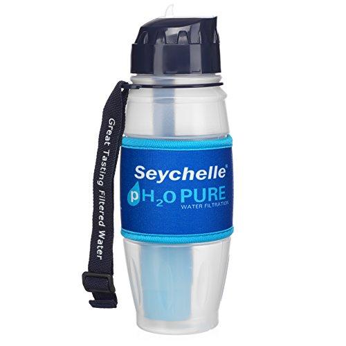 Seychelle pH2O Alkaline Water