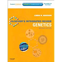 Elsevier's Integrated Review Genetics E-Book: with STUDENT CONSULT Online Access