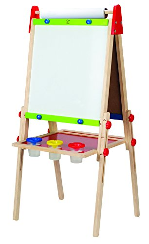 """Hape Art Paper Roll Replacement for Kid's Art Easel Paper- 15""""X 787"""""""