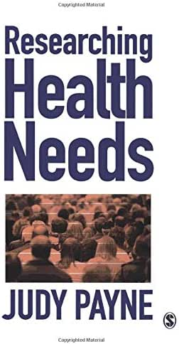 Researching Health Needs