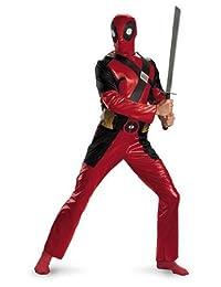 Disguise Men's Marvel Universe Deadpool Costume