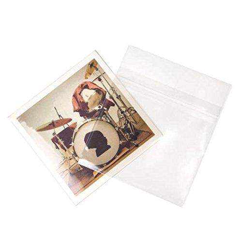 Flap Paper Bag Album - 1