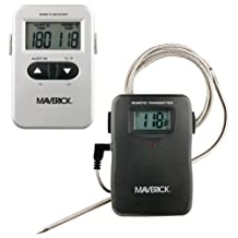 Maverick Housewares ET-71OS Redi-Chek Remote Wireless Cooking Thermometer with LCD Transmitter