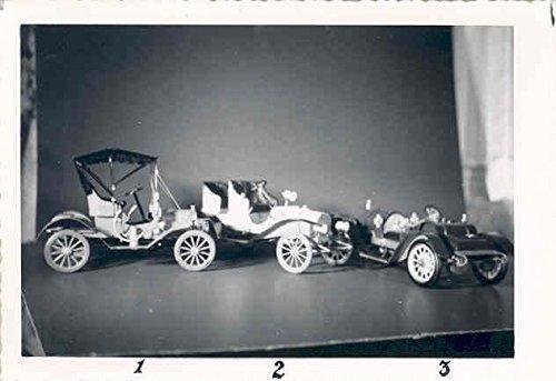1909 Maxwell International 1912 Mercer Model Kit Photo
