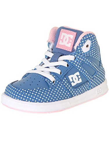 Chaussures pour Bambins DC Rebound - Special Edition Bleu-Blanc Print