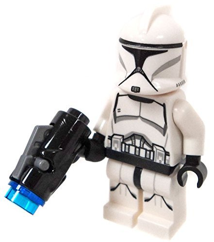 LEGO Star Wars - Phase 1 Clone Trooper with printed legs (Clone Lego Rex Trooper)