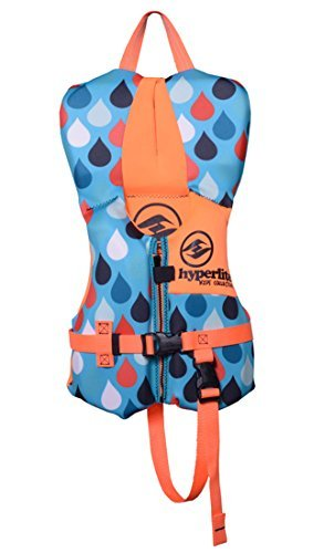 Hyperlite Infants Type II Life Vest, USCG Approved Personal Flotation (Uscg Approved Equipment)