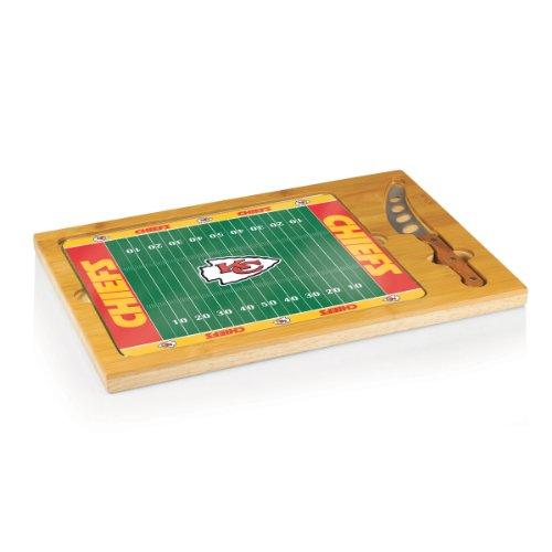 NFL Kansas City Chiefs 3-Piece Icon Cheese Set