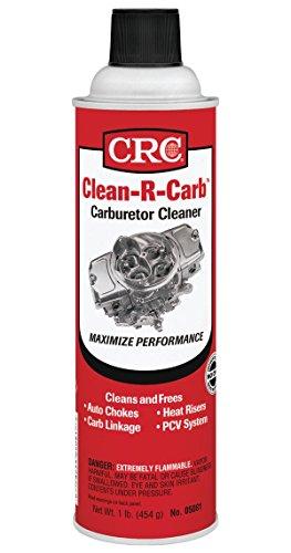 CRC 05081 Clean-R-Carb Carburetor Cleaner - 16 Wt Oz by CRC (Image #1)'