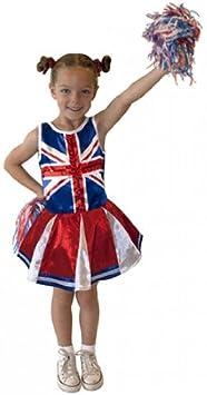 Christys Dress Up 995381 - Disfraz de animadora para niña (3 años ...