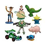 Disney Deluxe Toy Story PVC Figurine Play set