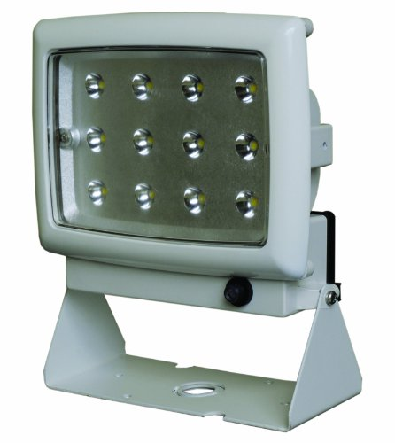 Lumateq LB40-WHA-110-00 LED Blaster Light, 40-watt, White by Lumateq