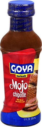 Goya Foods Chipotle Mojo Marinade, 12 Fluid Ounce (Pack of 12) by Goya