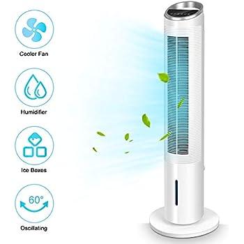 Amazon Com Trustech Air Cooler 39 Tower Cooling Fan