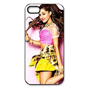 [Pop Star Series] American Singer Ariana Grande Case for Iphone 5 5S SEXYASS5S 2468