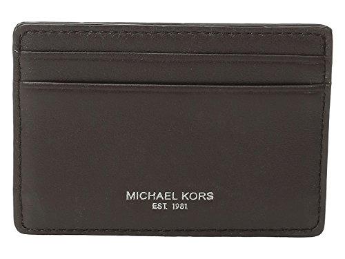 Michael Kors Owen Card Case Brown Credit card - Card Credit Store Michael Kors
