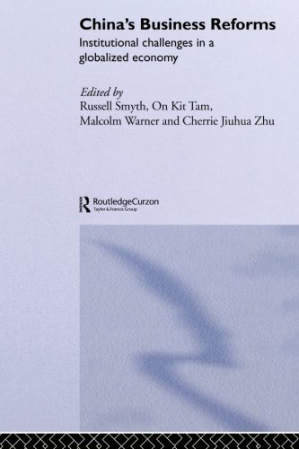 China's Business Reforms: Institutional Challenges in a Globalised Economy (Routledge Contemporary China Series)