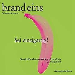 brand eins audio: Kunst
