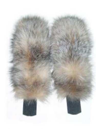 Crystal Fox Cuffs w/Velcro Closure by FursNewYork