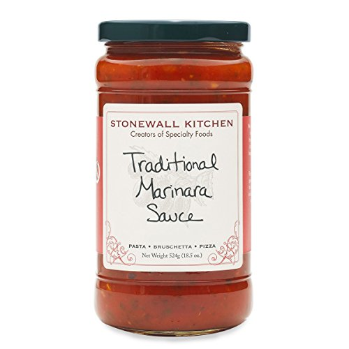 Marinara Sauce Recipe - Stonewall Kitchen Traditional Marinara Sauce, 18.5 Ounces