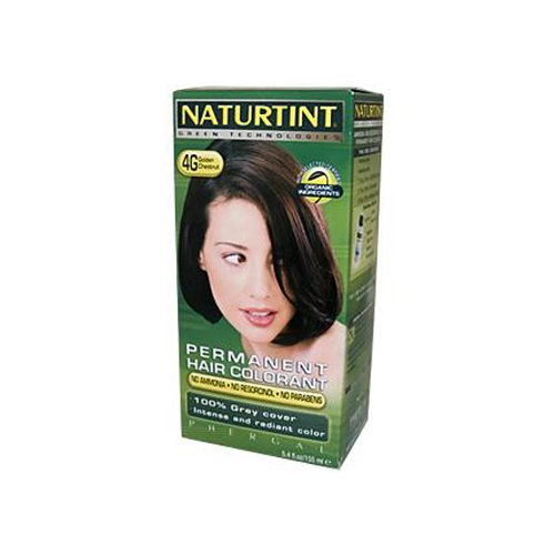 NATURTINT HAIR COLOR,4G,GLDN CHSTNT, 5.28 FZ by Naturtint