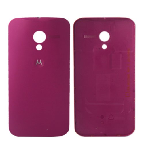 Housing Cover Door Battery Back Case For Motorola Moto X XT1058 (Light Purple)
