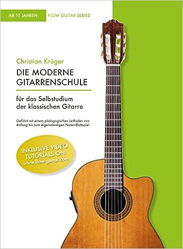 moderne gitarrennoten